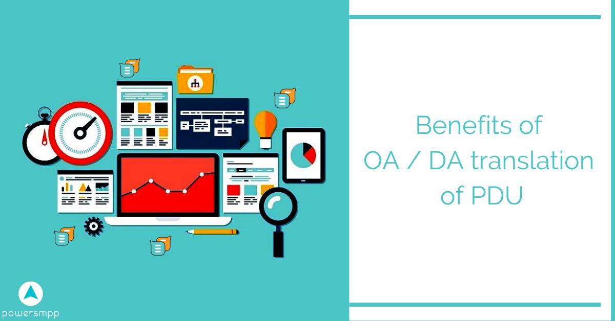Benefits-of-OA/DA-translation-of-PDU